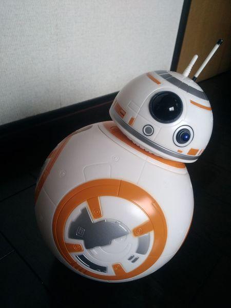 Disneyland Japan Indoors  BB-8 東京ディズニーランド (tokyo Disneyland) Star Wars Asus Android Zenfone 3 Zenfone3laser 日本 ロボット