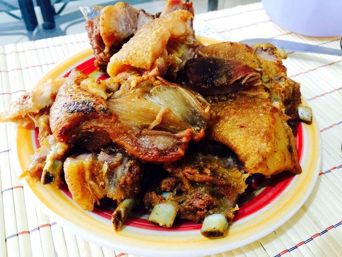 Food Foodperuvian Peruvian Pig Love Comidaperuana Foodporn 👌
