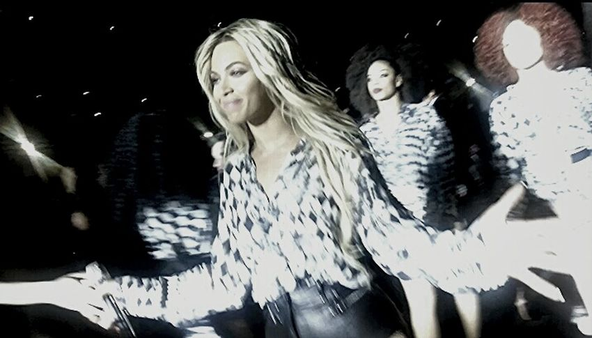 Ziggodome Beyonce MrsCarter Frontrow #earlyaccess #tour #amazing