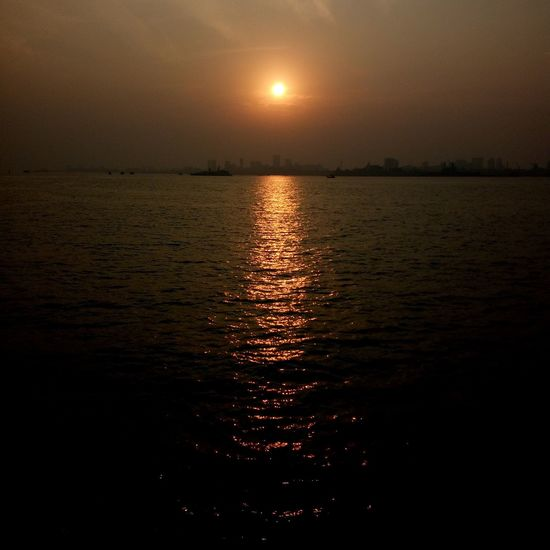 Sun is the only source with multi function ... Got a perfect selfie of him Mumbai Letv Le 1s Camera