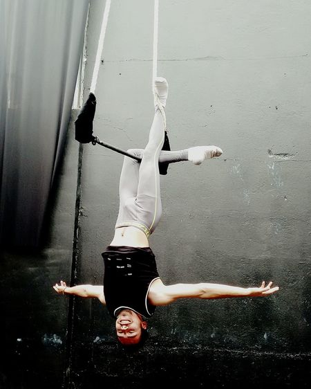 RePicture Masculinity Circus Training Trapeze Artist Love Man Sexyboy