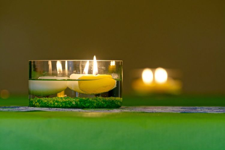 Candle Candle Light Candlelight Candles EyeEm EyeEm Gallery Fire Green Green Color Light Light And Shadow Popular Popular Photos Q Relaxing Showcase March Interior Views Focus Object