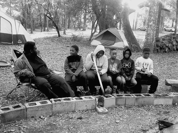 Morning boys! Camp Sonny Boy.