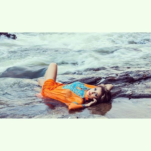 @kissesxoxohugs_ shoot Water Gurara Fun Assisted by @ademolaniran mua by @bookielavida