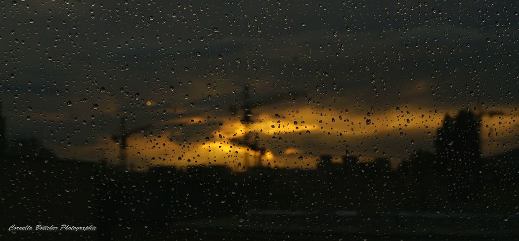 No People Night Yellow Sky Backgrounds Outdoors Star - Space Sunset Close-up Nature Milky Way Galaxy Astronomy Vienna Only City Viennacity City Street Cityscape Freshness Outdoor Vienna City Impressions Rain Day Raindrops On My Window RainyDays Drops💧