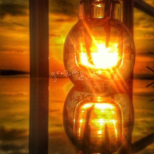 Sunset in a Vase . Upload bersama sahabat @instanusantaramanado Ubsim08 Instanusantara Instanusantaramanado Sitoutimoutumoutou lovemanado Sunset SunsetLover SunsetHolic CrawlingForSunset SunsetCatcher SunsetInFrame Love imanado gangmanado fotovasung potretkawanua ikece Repost phonephotography K860