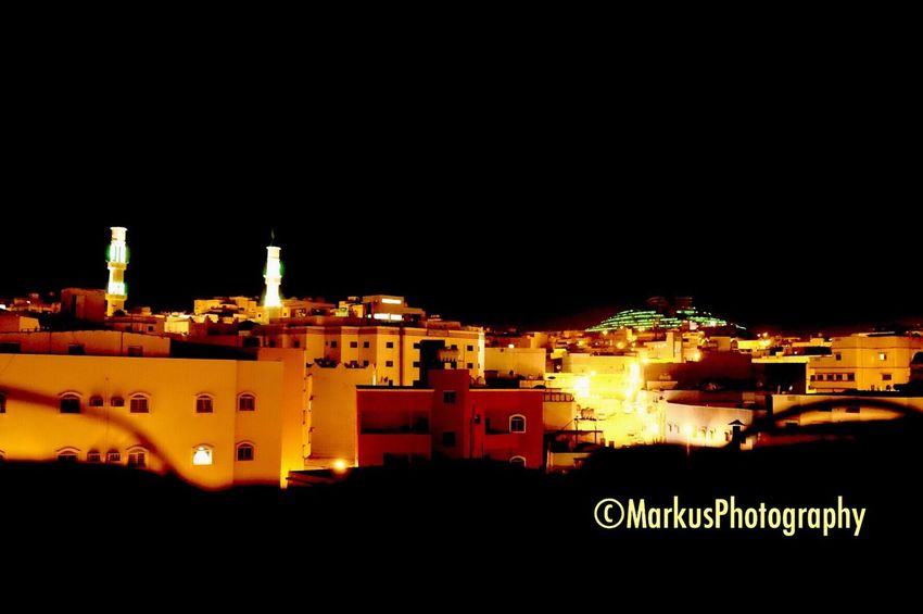 Rooftop Rooftop View  Abha Night Nightphotography Greenmountain
