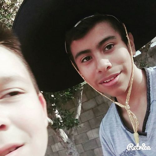 With My Cuz Chilin MexicianSwag