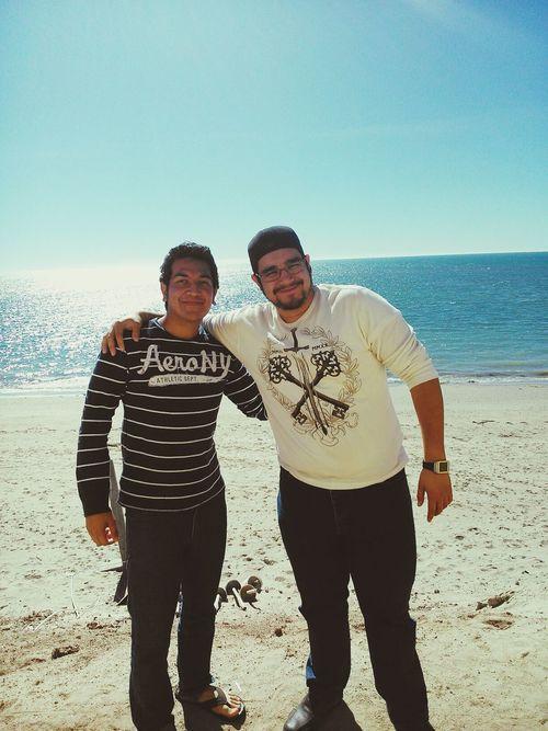 Beach Weekend después de una buena comida :)