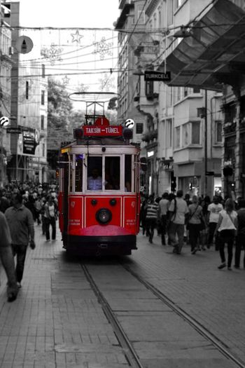 Taksim Taksimtünel Istiklal Caddesi Istanbul Turkey Taksimbeyoglu Blackandwhite Photography Beauty