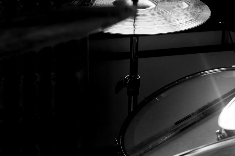 Drum Set Percussion Shadows & Lights Blackandwhite Band Studio Arts Culture And Entertainment Close-up Day Drum Drum - Percussion Instrument Focus On Foreground High Angle View Indoors  Metal Music Musical Equipment Musical Instrument No People Percussion Instrument Record Retro Styled Still Life Turntable Cymbal Drum Kit Drumstick Drummer Entertainment Musical Instrument String String Instrument Record Player Needle