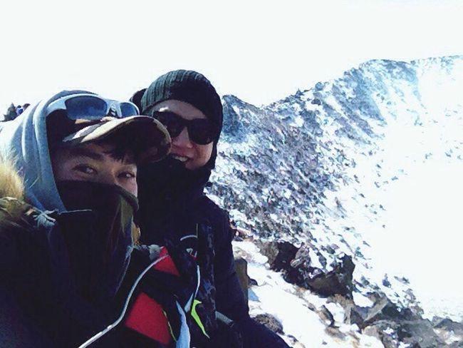 제주도 한라산 설산 등반~ 한라산  제주도 눈꽃