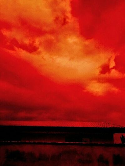 Red How Do You See Climate Change? Minimalism First Eyeem Photo Hello World