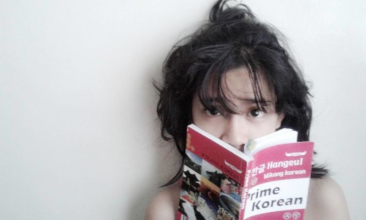 Trying-hard model. Lol. Modeling Spotted Amateur Photography Bookworm