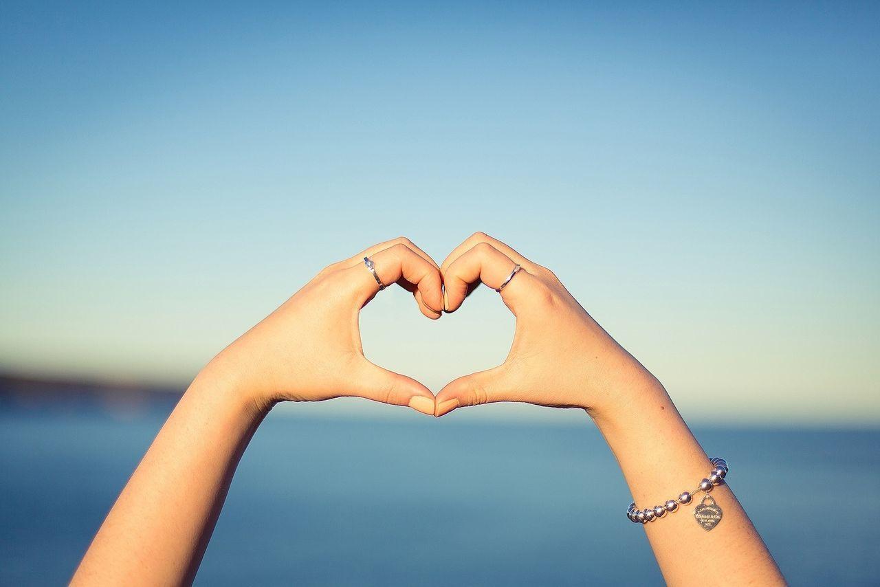 Heart Shape Gesture