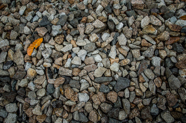 Abundance Backgrounds Clean Background Close-up Day Directly Above Full Frame Gravel High Angle View Large Group Of Objects Nature No People Outdoors Pattern Pebble Rock Rock - Object Rough Solid Stone Stone - Object Stones Textured
