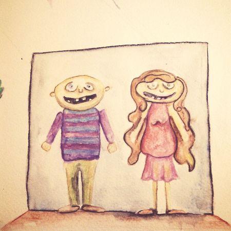 Cartoon Art, Drawing, Creativity