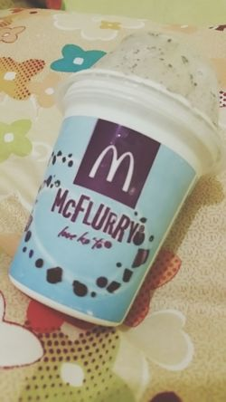 ❤ McFlurry  Craving Satisfied! Sweets