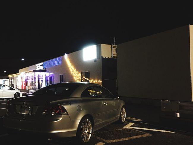 C70  Volvocars Volvo Car Illuminated Transportation Night Land Vehicle Building Exterior Architecture