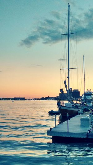 Silent Faces Of Summer Evening_of_summer Simple Photography Harbourfront Toronto_places