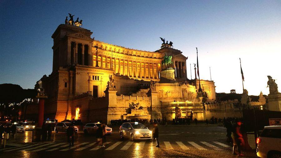 Rome Vittoriano