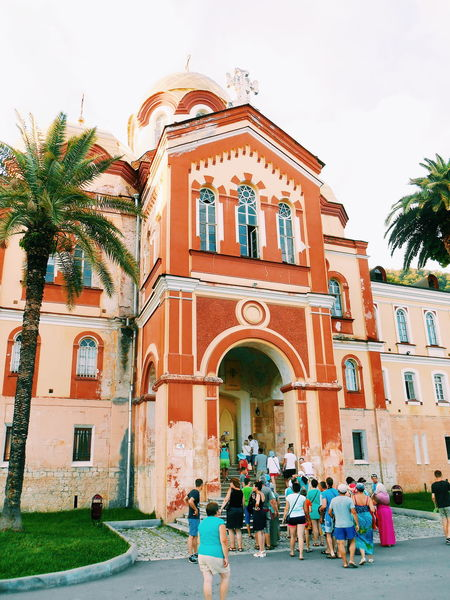 Новый Афон Monastery Abkhazia Chirch Religion Travel Culture Hanging Out Hello World Traveling Traveltime Travelgram Nature_collection Summer