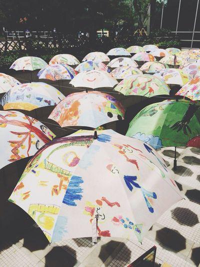 Umbrellas Umbrella Street Art Sunshie