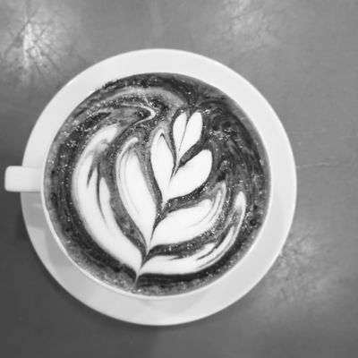 Lifestyles Blackandwhite Coffee Coffee Cup Coffee Time Latte Art Art Art Coffee