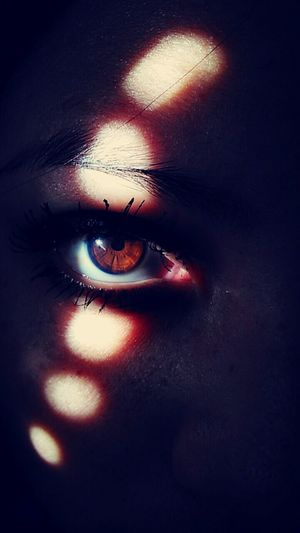 My Eye Dark Brown is Beautiful too