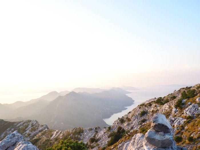 Croatia Sea Sky
