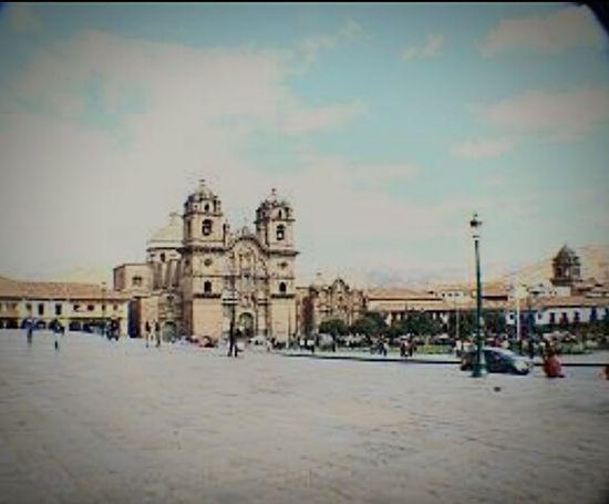 Cuzco Peru City Rual Enjoying Life Hello World Ancient