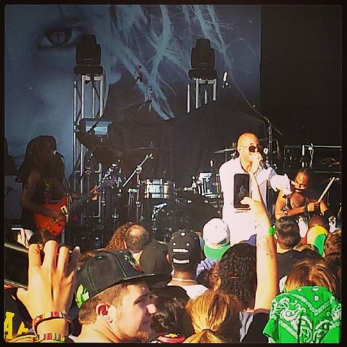 Collie Buddz live, part of The Good Vibes Tour in Arizona. GoodVibesTour Reggae Rap Colliebuddz concert