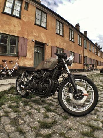Bike Motorcycle Motorcycles Cafe Racer