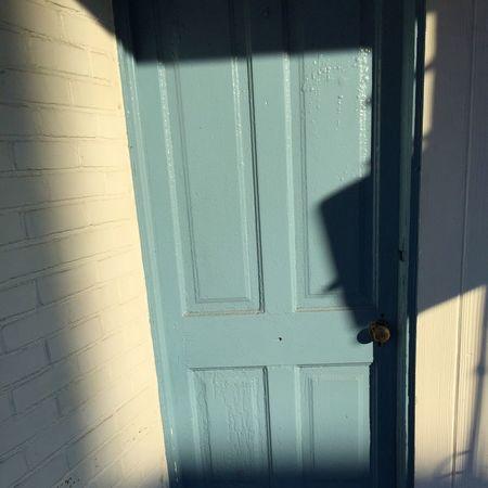 The Blue Door Door Colors Light And Shadow Light IPhoneography