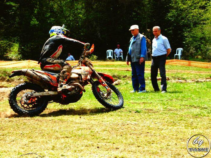 First Eyeem Photo Azdavay Motocross 2015  Sugla