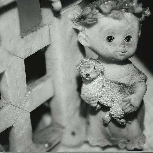 Lost Sheep Lost Souls  Lostandfound Child Childhood Close-up One Girl Only Children Only Archival One Person People Indoors  Human Body Part Day First Eyeem Photo