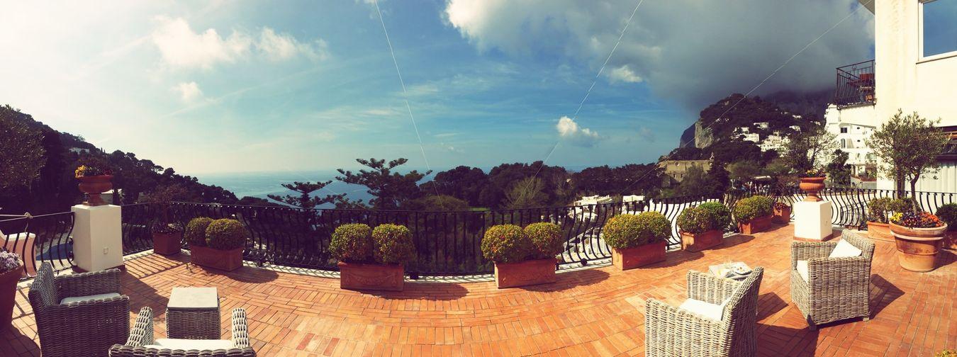 Morning Breakfast in Capri Capri Breakfast First Eyeem Photo