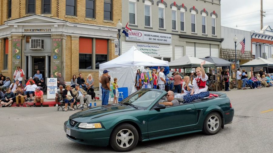 56th Annual National Czech Festival - Saturday August 5, 2017 Wilber, Nebraska Americans Camera Work Celebration Czech-Slovak Event FUJIFILM X100S Getty Images Nebraska Photo Essay Small Town America Storytelling Visual Journal Wilber, Nebraska Adult Architecture Building Exterior Built Structure City Culture And Tradition Cultures Czech Days Czech Festival Day Documentary Large Group Of People Lifestyles Men Outdoors Parade People Photo Diary Real People Sitting Small Town Stories Women