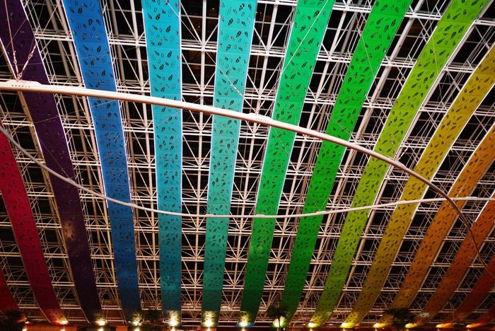 Guangzhou Clifford Abstract Night Colors