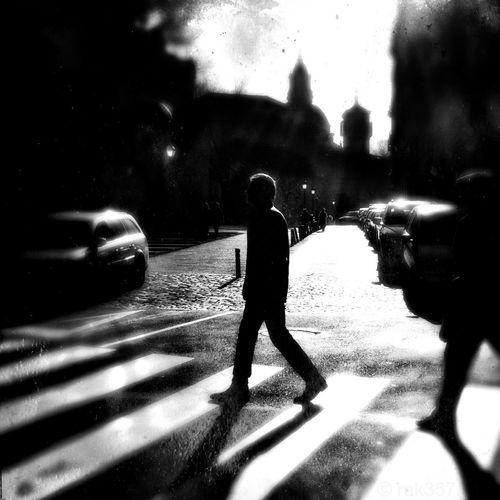 Streetphotography Streetphoto_bw Walking Madrid