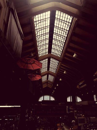Mercado Ceiling