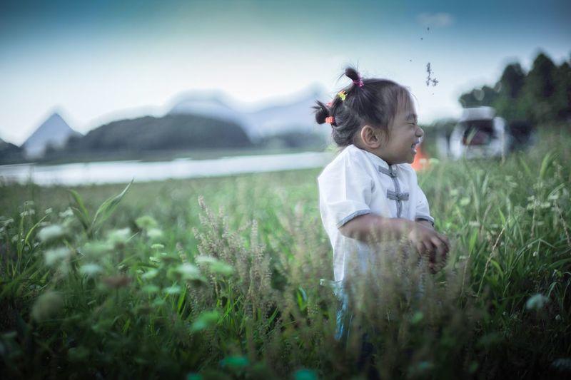 童趣 Grass Real