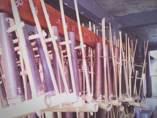 Angklung from West Java Traditional Culture Traditional Instruments Cool Music Musical Instruments First Eyeem Photo