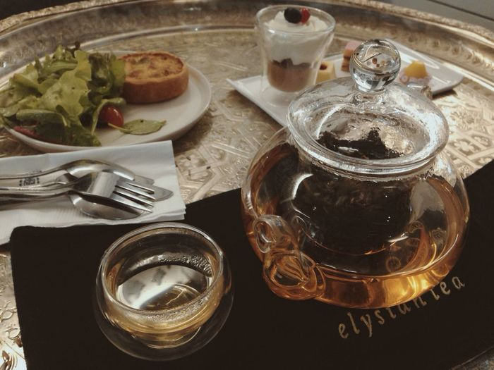 Coffee or tea? Tea Cafe Elysianteahouse Afternoon Tea