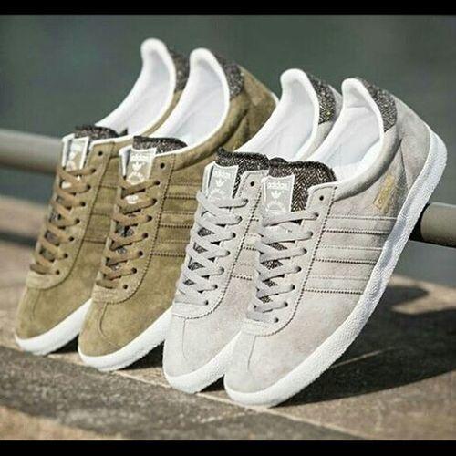 Some more Adidasgazelleog with nice c/w @footasylum. Like them!