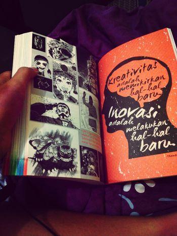 Book, Creativity