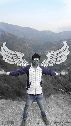 Winter That's Me Travling Hello World Bestpicture Hi! Jeans MyEditing Check This Out Shimla Memories ❤