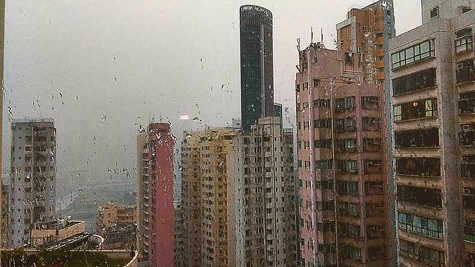Fly half way around the world and the bank holiday is still a washout! Britsabroad HongKong Bankholidaywashout Thunderstorm Pissingdown Justabouttogoout Midautumnfestival Happyvalley