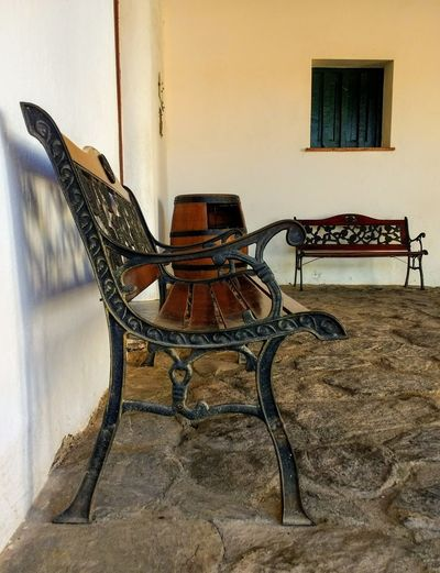 Antique Colonial Architecture Old-fashioned Chair Armchair Historic Building Furniture Residential Structure Seat