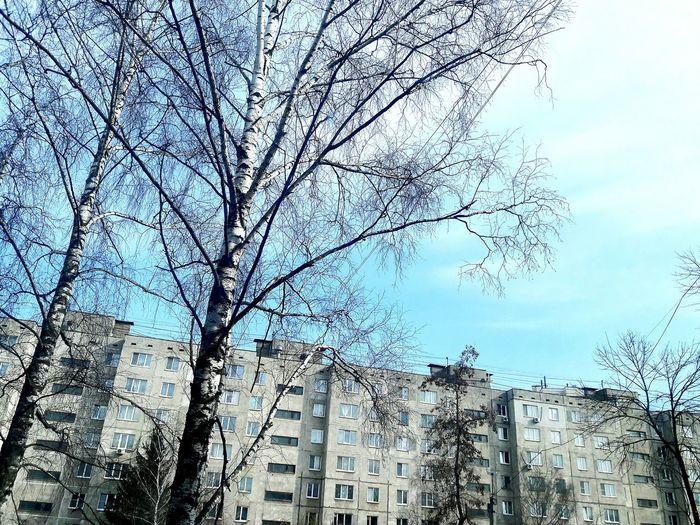 Весна. Орёл. Россия